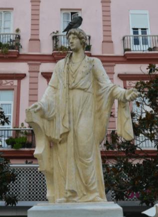 Estatua de Columela