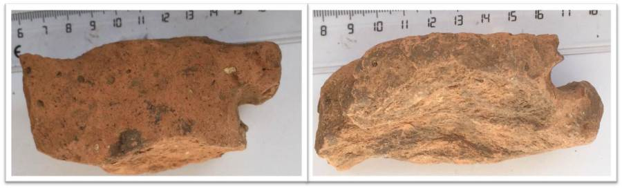 Pesa de telar de Las Talayas (modelo D)
